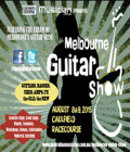Melbourne Guitar Show, music news, noise11.com