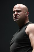 David Draiman of Disturbed photo by Tim Cashmere, music news, noise11.com