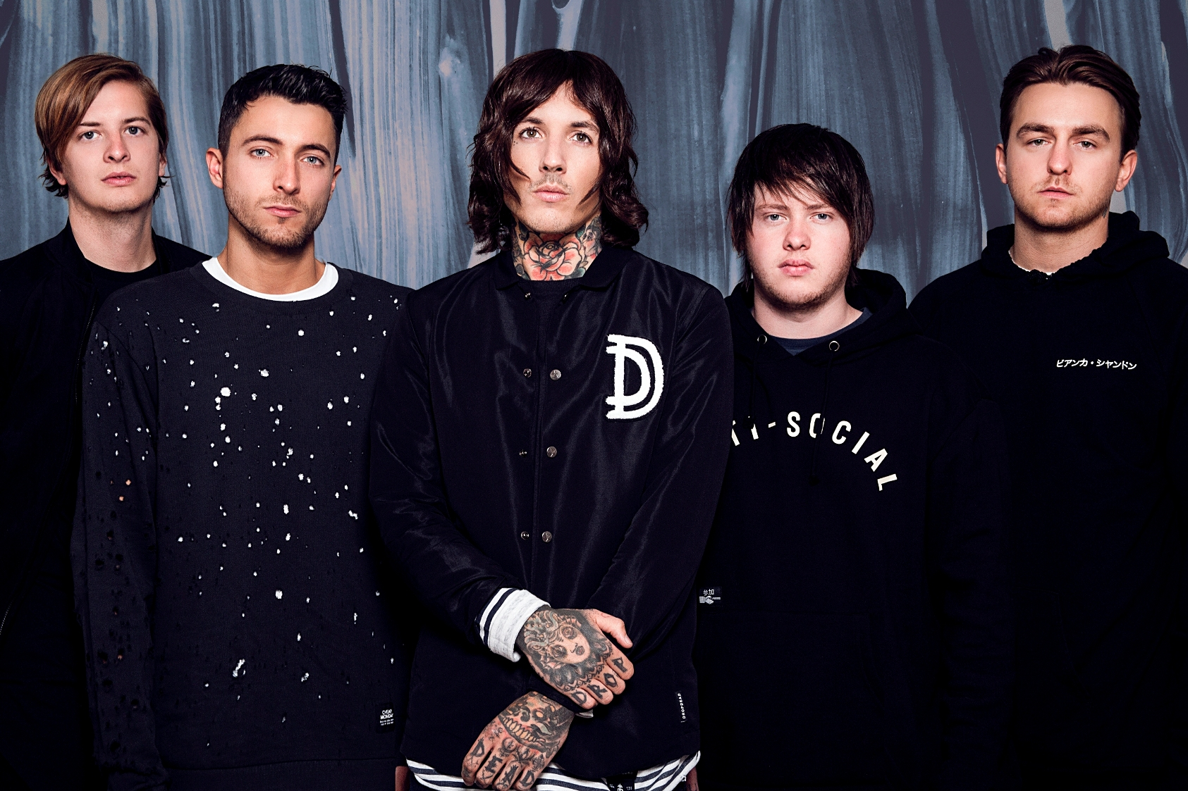 bring me the horizon albums bring me the horizon that s the spirit 709