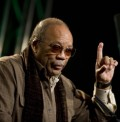 Quincy Jones photo by Ros O'Gorman, music news, moise11.com