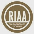 RIAA Gold and Platinum
