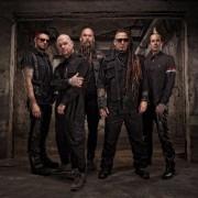 Five Finger Death Punch, music news, noise11.com