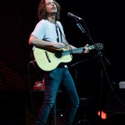 Chris Cornell, the Palais Theatre St Kilda. Photo by Ros O'Gorman