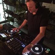 DJ Albo in Brisbane