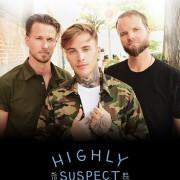 Highly Suspect, music news, noise11.com