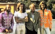 Robert Stigwood and the Bee Gees