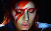 Lady Gaga as Bowie at the Grammy Awards