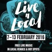St KIlda Festival Live N Local
