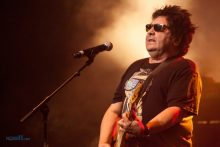 Richard Clapton, Pure Gold Live at the Palais in St Kilda on Friday 13 May 2016. Photo by Ros O'Gorman