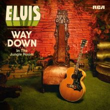 Elvis Presley Way Down In The Jungle Room