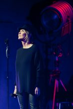 Lulu performs at Hamer Hall on Friday 24 June 2016. This is the first time Lulu has toured Australia.