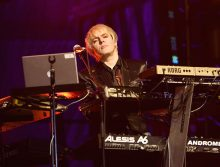 Nick Rhodes, Duran Duran V Festival Melbourne Photo by Ros O'Gorman