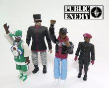 Public Enemy action figures