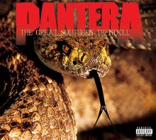 Pantera The Great Southern Trendkill