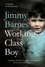 Jimmy Barnes Working Class Boy