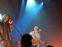 Cat Stevens and Chris Cornell