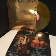 Monkees Head Alternative Back