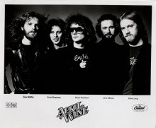 April Wine with Steve Lang