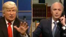 Saturday Night Live Donald T Marump Turnbull
