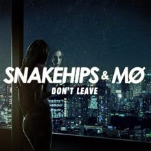 Snakehips and MØ Don't Leave