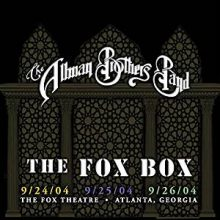 Allman Brothers Fox Box