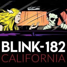 Blink 182 California