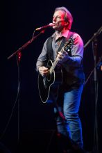 Dewey Bunnell of America performs at the Palais on Wednesday 13 May 2015. Photo by Ros O'Gorman