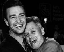 Justin Timberlake and Jonathan Demme