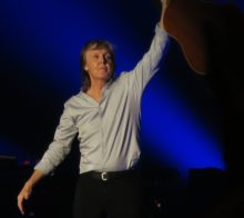 Paul McCartney Japan 2017 photo by Karen Freedman