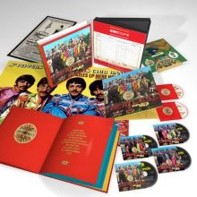 The Beatles Celebrate Sgt Peppers