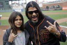Tye Trujillo and dad