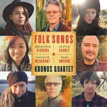 Krons Quartet Folk Songs