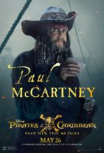 Paul McCartney in Pirates of the Caribbean
