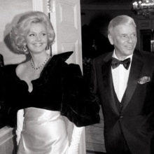 Barbara Sinatra Frank Barbara