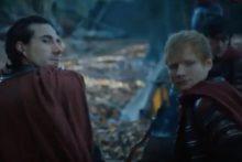 Ed Sheeran Game of Thrones2
