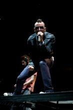 Chester Bennington Linkin Park. Photo by Ros O'Gorman