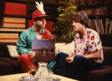 Elton John on Countdown with Molly Meldrum 1975