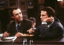 Jay Thomas with Ted Danson in Cheers