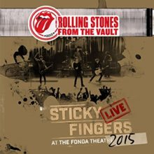 The Rolling Stones Sticky Fingers Live