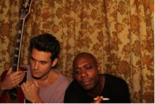 Dave Chappelle and John Mayer