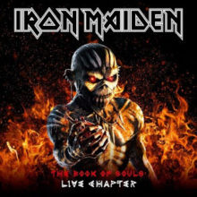 Iron Maiden Book of Souls Live