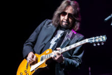 Ace Frehley at Rod Laver Arena on Friday 20 October 2017. Photo by Ros O'Gorman