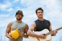 Benny Owen and Pete Murray
