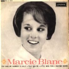 Marcie Blane