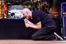 Peter Garrett Midnight Oil 6 November 2017. Photo by Ros O'Gorman