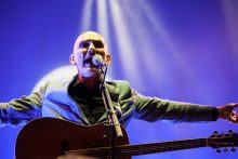 Paul Kelly AWITG on Friday 17 November 2017. Photo by Ros O'Gorman
