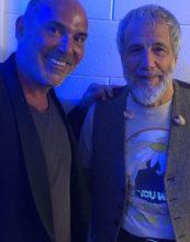 Scott Dorsey and Cat Stevens image courtesy of Scott Dorsey