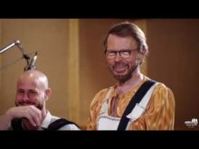 Bjorn from Abba on Better Later Than Never