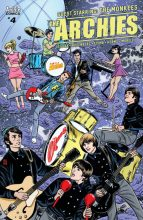 The Archies Monkees comic