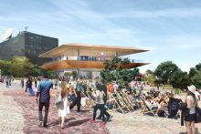 Apple Store proposed Melbourne eye-sore